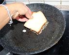 Faire revenir le pain brioché