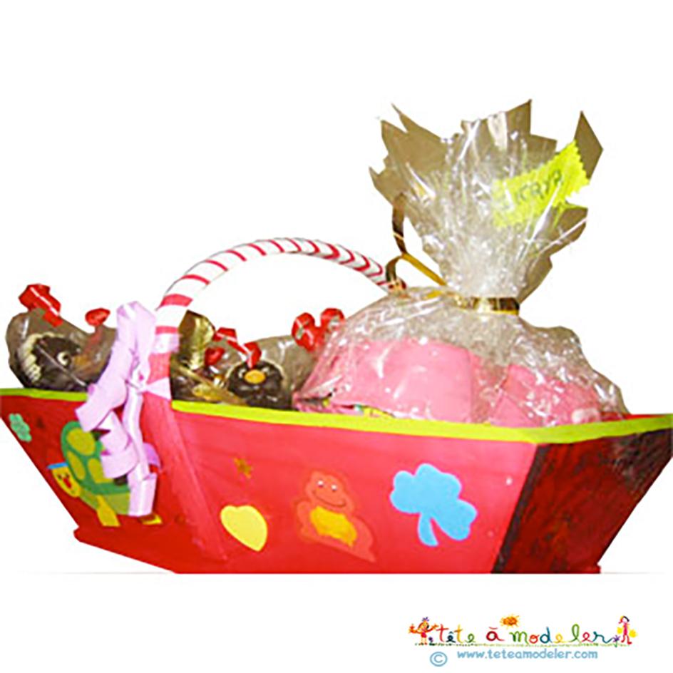Panier surprise à offrir en cadeau