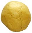 Rouler la pâte en boule