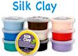 Pâte à modeler Soft Clay (ancien nom : Silk Clay)