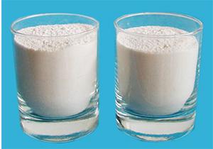 2 verres de farine
