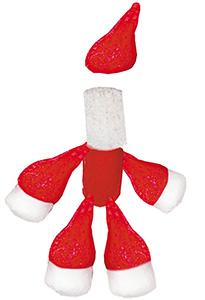 Faire la tête et le bonnet du Père Noël