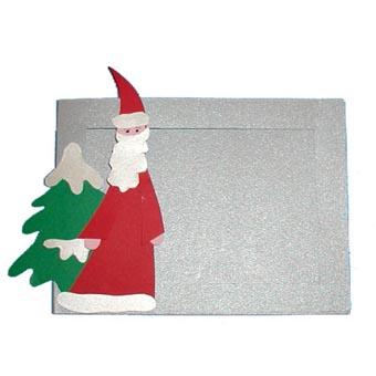 Cadre photo Père Noël