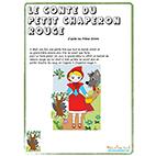 Version PDF  du petit chaperon rouge de Grimm