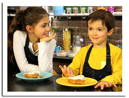 Gâteau souris au fromage Kiri