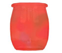 Peindre le pot d'une seule couleur