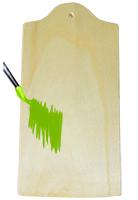 Peindre la planchette
