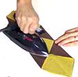 Repasser les plis
