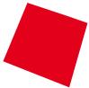 Ouvrir la serviette rouge