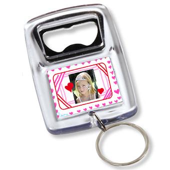 Porte-clés personnalisé à offrir en cadeau
