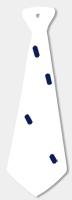 Peindre le fond du porte-cravate