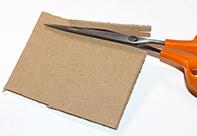 Découper le carton