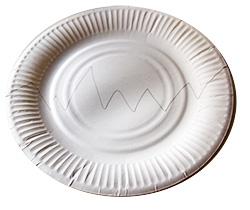 Séparer l'assiette en deux