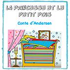 Princesse au petit pois Andersen