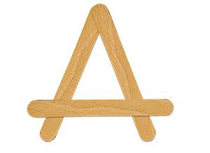 Retourner le triangle