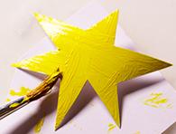 Peindre l'étoile