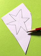 Dessiner une étoile