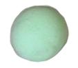 Modeler une boule verte