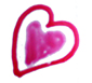 dessiner un second coeur
