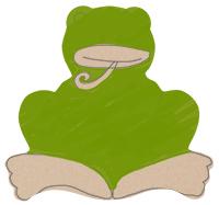 Peindre la grenouille