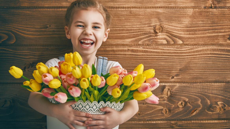 Une catégorie avec toutes les activités à faire avec les enfants au printemps