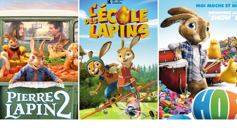 Découvrez tous les films d'animations sur le thème de Paques. À regarder seul ou en groupe, ces films feront le bonheur des petits comme des grands. Installez-vous confortablement dans votre canapé et laissez le lapin de Paques vous emmener dans son unive