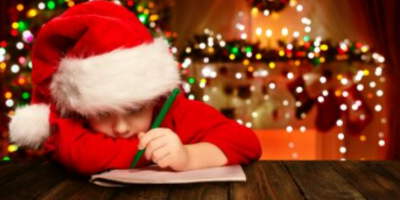 Faut Il Un Timbre Pour La Lettre Au Pere Noel.La Lettre Au Pere Noel Avec Tete A Modeler