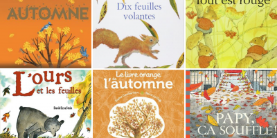 Vous cherchez un livre pour les enfants sur le thème de l'automne ? Voici une sélection de 10 albums jeunesse qui parlent de cette saison unique et particulièrement créative.