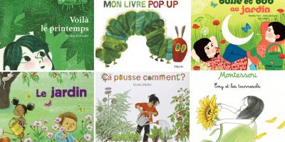 Vous cherchez un livre pour les enfants sur le thème du printemps ? Voici une sélection de 19 albums jeunesse qui parlent de cette saison où la nature est à l'honneur.