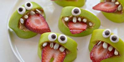Une sélection d'idées culinaire à faire ou à reproduire pour Halloween