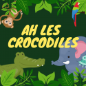 """Retrouvez en vidéo la célèbre comptine""""Ah ! Les crocrocro, les crocrocro, les crocodiles"""" et imprimez les paroles de la chanson"""