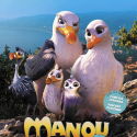 En juillet 2019, retrouvez la très jolie histoire de Manou à l'école des goélands ! Retrouvez la bande annonce et des infos sur le film Manou et le Goéland