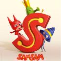 SamSam, le plus petit des grands héros, n'a toujours pas découvert son premier super pouvoir, alors qu'à la maison et à l'école, tout le monde en a un !  Devant l'inquiétude de ses parents et les moqueries de ses camarades, il part à la recherche de ce po