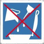 Les WC ne sont pas une poubelle