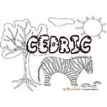 Cedric, coloriages Cedric