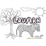 Louarn, coloriages Louarn