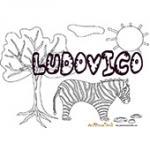 Ludovico, coloriages Ludovico