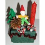Bricolages de fêtes comme Noël