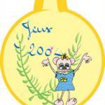 Fabriquer une médaille des jeux olympiques