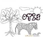 Otis, coloriages Otis