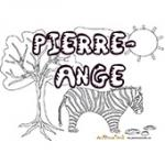 Pierre Ange, coloriages Pierre Ange