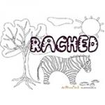 Rached, coloriages Rached