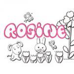 Rosine, coloriages Rosine