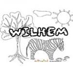 Wilhem, coloriages Wilhem