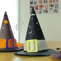 Chapeaux D Halloween Halloween Tete A Modeler