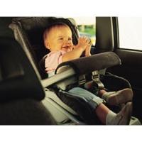 Sécurité de bébé en voiture et siège auto