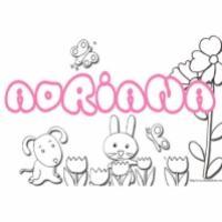 Activités sur le prénom Adriana