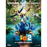 RIO 2 - Au cinéma le 9 avril 2014