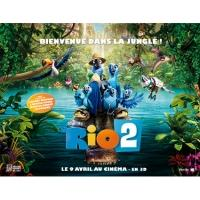 RIO 2 l'appel de la jungle