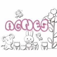 Activités sur le prénom Agnès